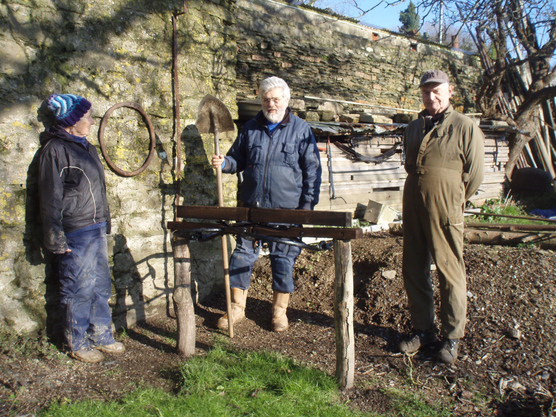 Volunteers - Combe Martin Silver Mine & Research Society