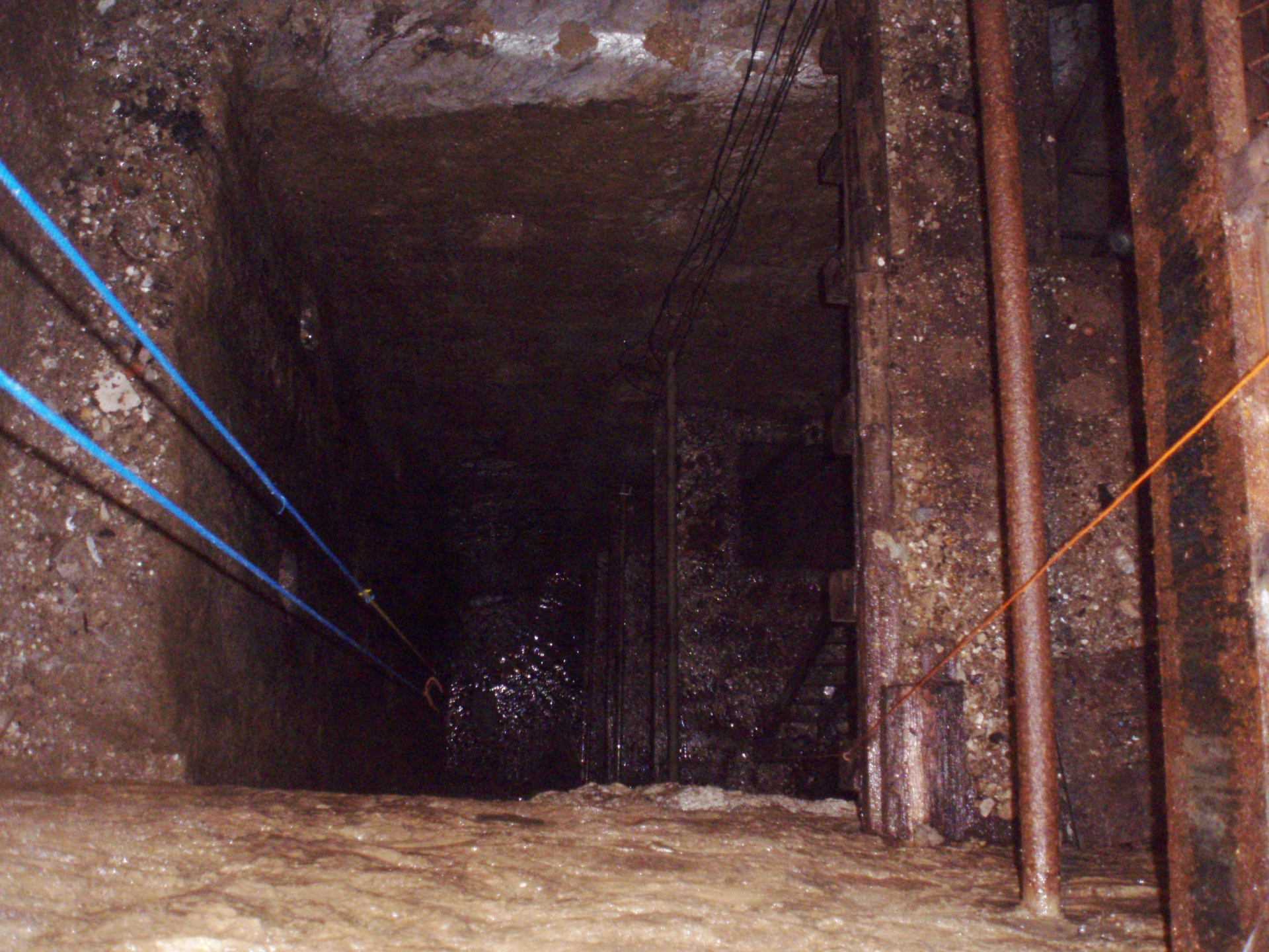 Mine Shaft - Combe Martin Miners